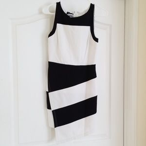 Bebe Cokorblock Dress